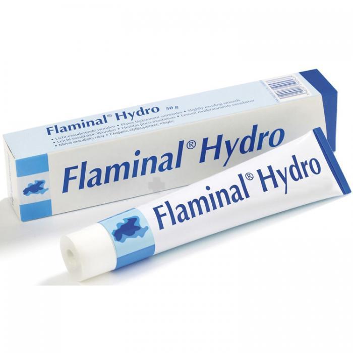 Flaminal Hydro Gel