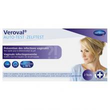 Veroval zelftest Vaginale Infectie - 2 testen