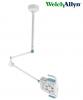 Welch Allyn GS900 Onderzoekslamp plafondmodel